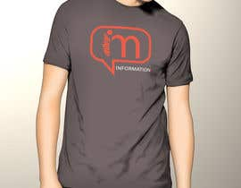 #7 cho Design a T-Shirt for InformationMail bởi shyRosely