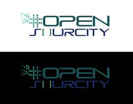 #40 para Design a Logo for Open Sourcity por vladspataroiu