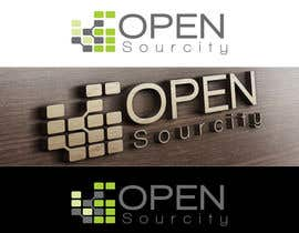 #10 para Design a Logo for Open Sourcity por gfxyang