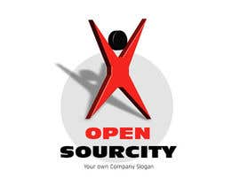 #23 for Design a Logo for Open Sourcity af robbiecrenshaw