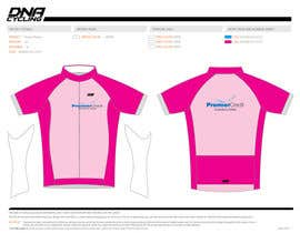 nº 26 pour Full Cycling Kit/Jersey Design par grapaa