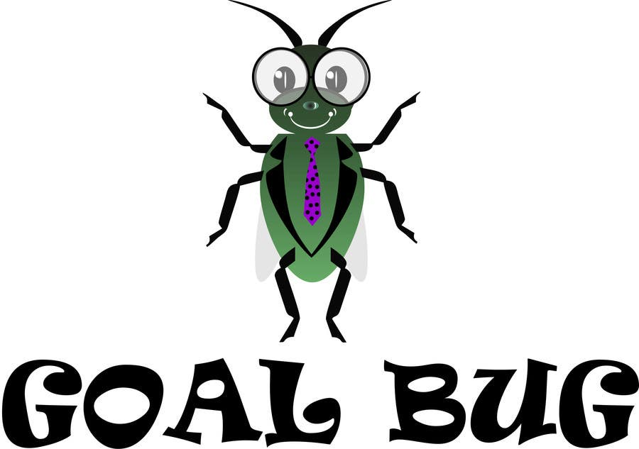 "Konkurrenceindlæg #36 for Design a Logo for ""Goal Bug"""