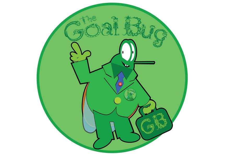 """Kilpailutyö #72 kilpailussa Design a Logo for """"Goal Bug"""""""