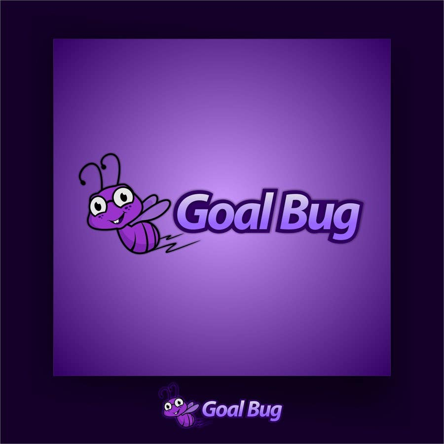 "#23 for Design a Logo for ""Goal Bug"" by marscortejo"