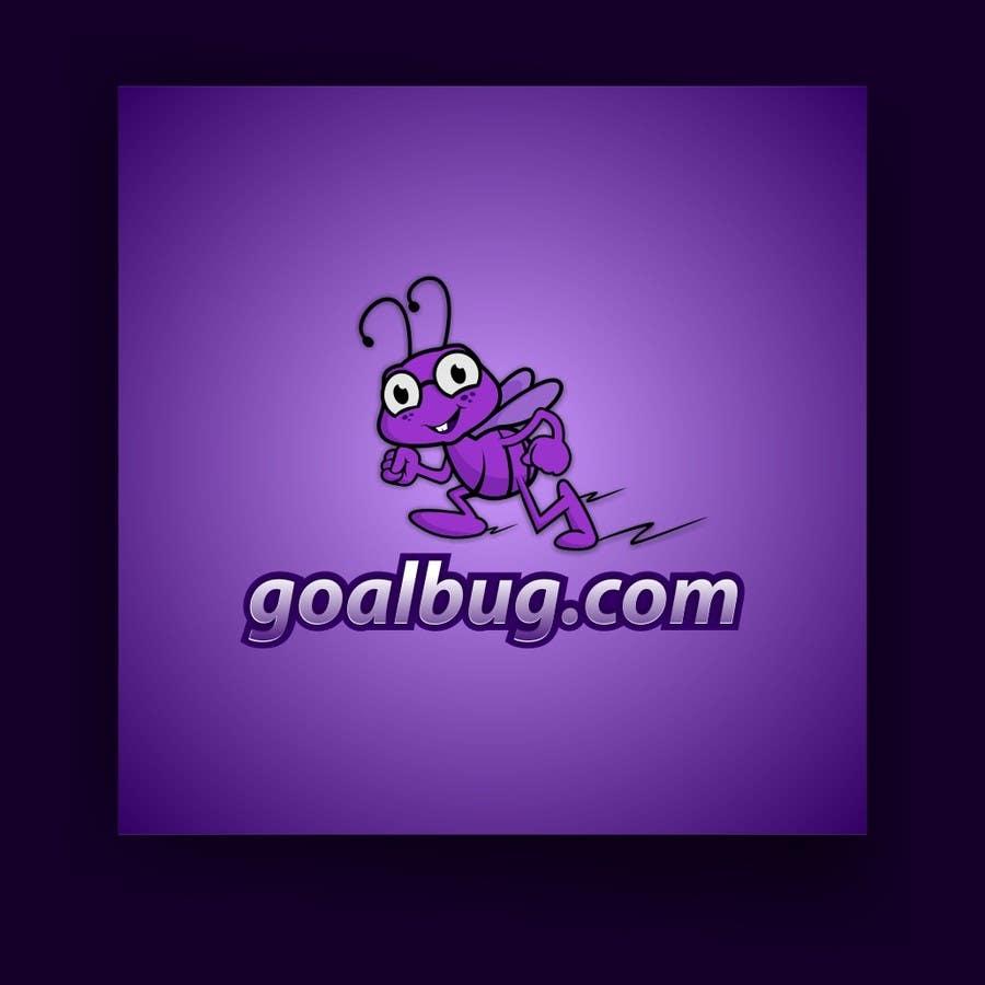 """Kilpailutyö #79 kilpailussa Design a Logo for """"Goal Bug"""""""