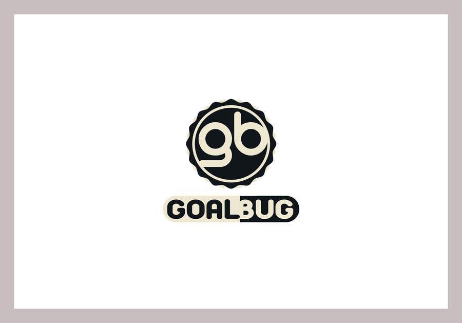 """Kilpailutyö #60 kilpailussa Design a Logo for """"Goal Bug"""""""
