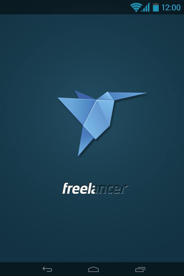 #14 for Freelancer.com is looking for a talented android app designer! by Emanuella13