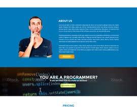 Nro 2 kilpailuun Website Redesign (GoosePHP.com) käyttäjältä ncdesignerr