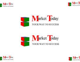 #45 para Design a Logo for MARKET TODAY - repost por bobis74