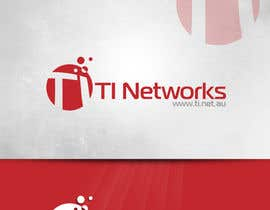 #1 for Design a Logo for TI Networks (www.ti.net.au) af manuel0827