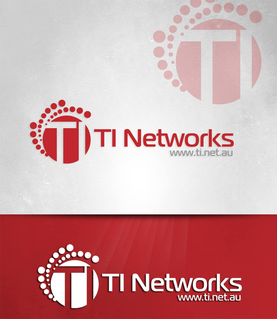 Bài tham dự cuộc thi #                                        127                                      cho                                         Design a Logo for TI Networks (www.ti.net.au)