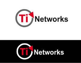 #71 for Design a Logo for TI Networks (www.ti.net.au) af Eizenberg
