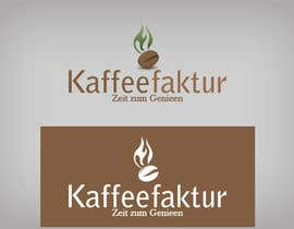 #121 para Logo Design for student startup coffee roastery // YEHAA! por dasilva1