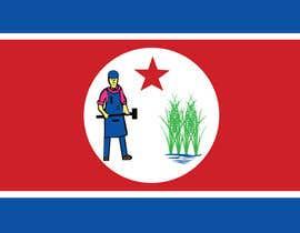 Nro 15 kilpailuun Need Flag Design Vectorized käyttäjältä dipakart
