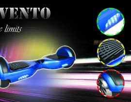 Nro 21 kilpailuun Logo design - hoverboards käyttäjältä ashna2003