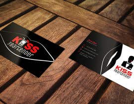 #157 for Design some Business Cards for a mobile bartending business by pranj007