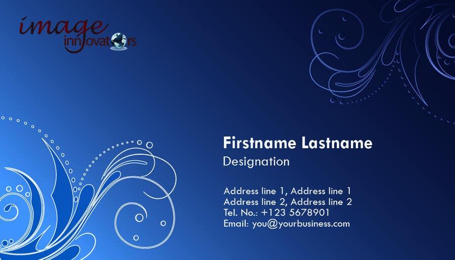 Bài tham dự cuộc thi #85 cho Business Card Design for Image Innovators