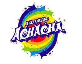 nº 141 pour Logo Design for (The Amazing Acha Cha) and (The White Wizard) par twindesigner