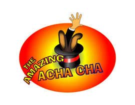 #245 para Logo Design for (The Amazing Acha Cha) and (The White Wizard) por designington