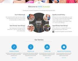 Nro 28 kilpailuun Re-design a Website for www.ovhcaustralia.com käyttäjältä syrwebdevelopmen