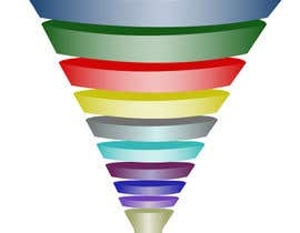 #5 for Sales Funnel Chart by LeimarBolivar