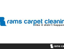 #22 for logo for RAMS Carpet Cleaning af kingryanrobles22