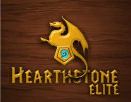 #46 for Design a Logo for HearthstoneElite.com! af viktorbublic