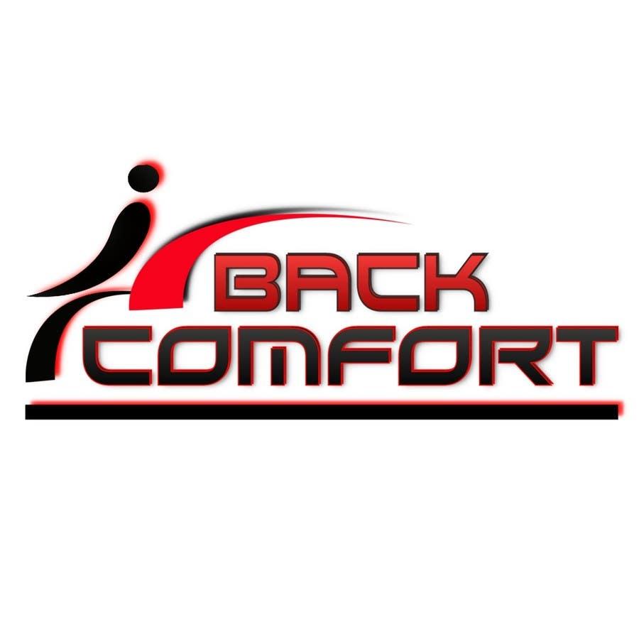 Konkurrenceindlæg #14 for Design a Logo for backcomfort