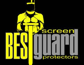 #40 for Design a Logo for Best Guard Screen Protectors by alek2011