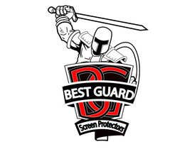 #44 cho Design a Logo for Best Guard Screen Protectors bởi jordanvert