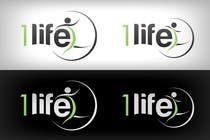 Graphic Design Конкурсная работа №194 для Logo Design for 1 Life