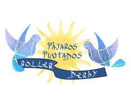 Nro 10 kilpailuun Modify our Roller Derby Logo käyttäjältä marcusalves86