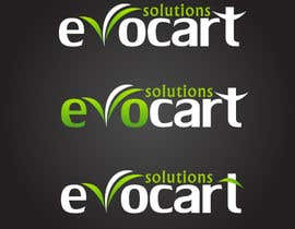 #165 for Design a Logo for evocart by nakipoglu
