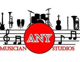 #92 para Logo Design: Music Studio / Rehearsal Business por SaiSengMain