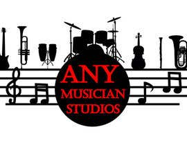 #93 para Logo Design: Music Studio / Rehearsal Business por SaiSengMain