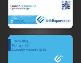 #30 for Design Business Cards for Unik Experience by midget