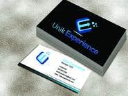 Bài tham dự #1 về Graphic Design cho cuộc thi Design Business Cards for Unik Experience