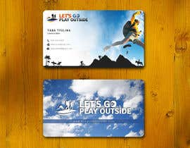 nº 18 pour Design Business Cards... for Let's Go Play Outside par theDesignerz