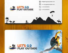 #22 para Design Business Cards... for Let's Go Play Outside por theDesignerz