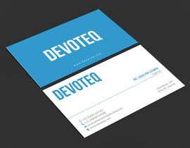 Nro 61 kilpailuun Design a Business Card käyttäjältä aminur33