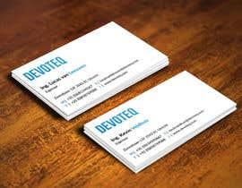 Nro 22 kilpailuun Design a Business Card käyttäjältä shorowar