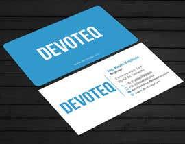 Nro 86 kilpailuun Design a Business Card käyttäjältä raptor07