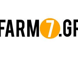 #43 for Design a Logo for site farm7.gr af AGeorgescu