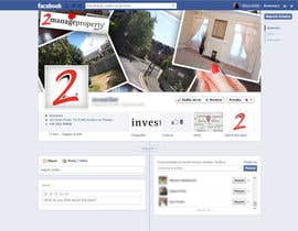 viktorbublic tarafından Design a Banner & Profile Picture for 2manageproperty için no 13