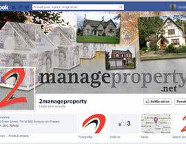 jaskoraul7 tarafından Design a Banner & Profile Picture for 2manageproperty için no 10