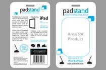 Graphic Design Inscrição do Concurso Nº55 para Print & Packaging Design for PadStand