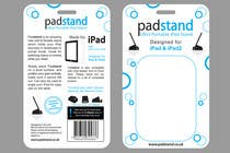 Graphic Design Inscrição do Concurso Nº70 para Print & Packaging Design for PadStand