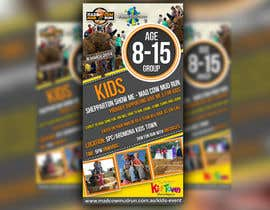 #22 para Design a Flyer/Poster for Mad Cow Mud Run por Artimization