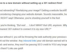 #16 for url structure change and 301 redirect af usaart