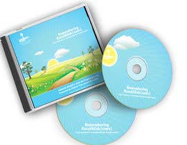 #3 para CD Cover Design - Islamic Hadith CD por Nadeena